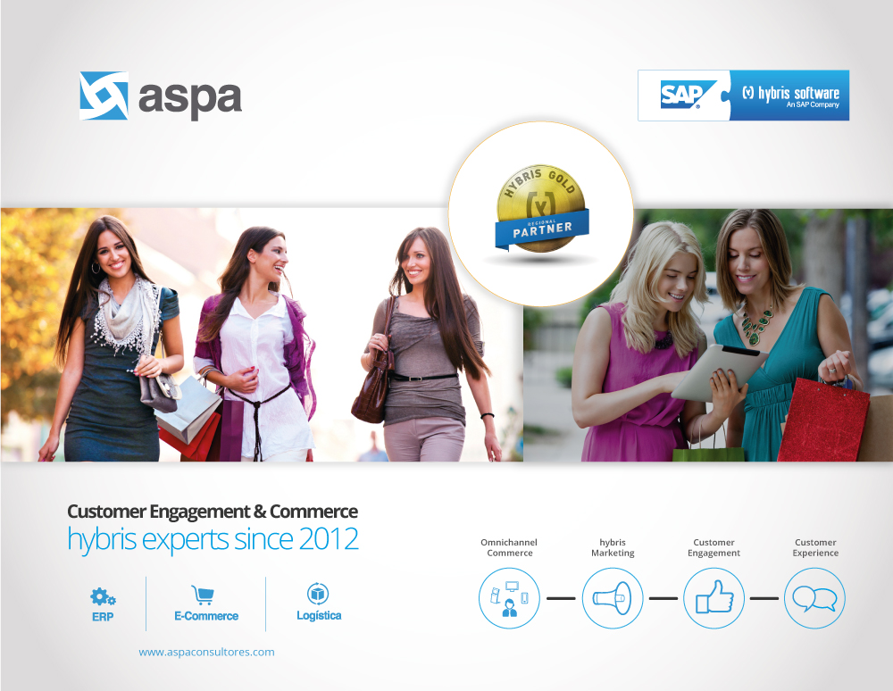 ASPA Customer Engagement and Commerce hybris Experts 2
