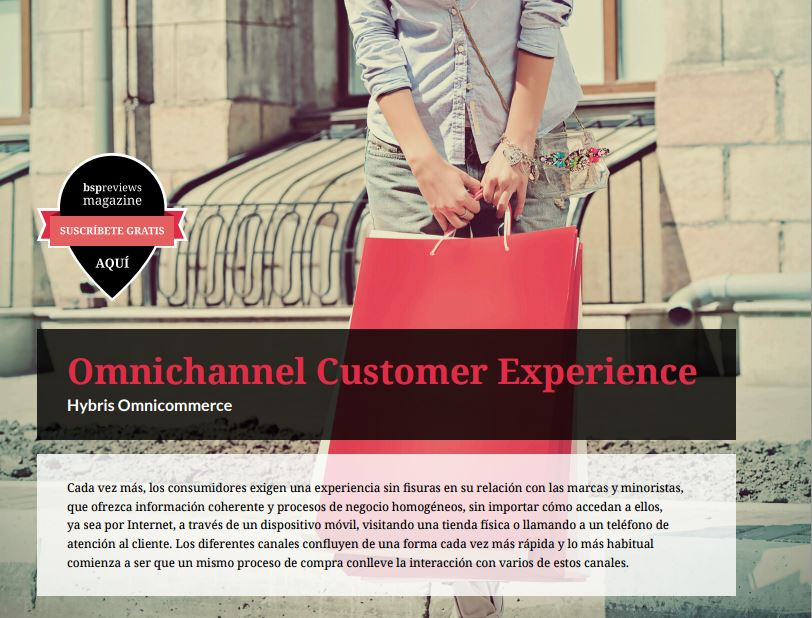 2014.10. BSP Reviews Omnichannel Customer Experience