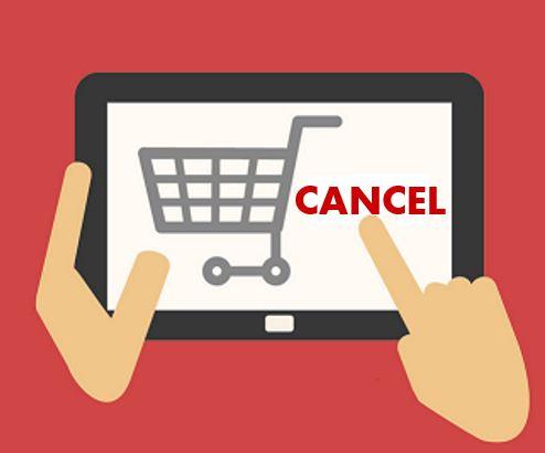 2015.07 CANCEL abandona una compra online por el proceso de pago