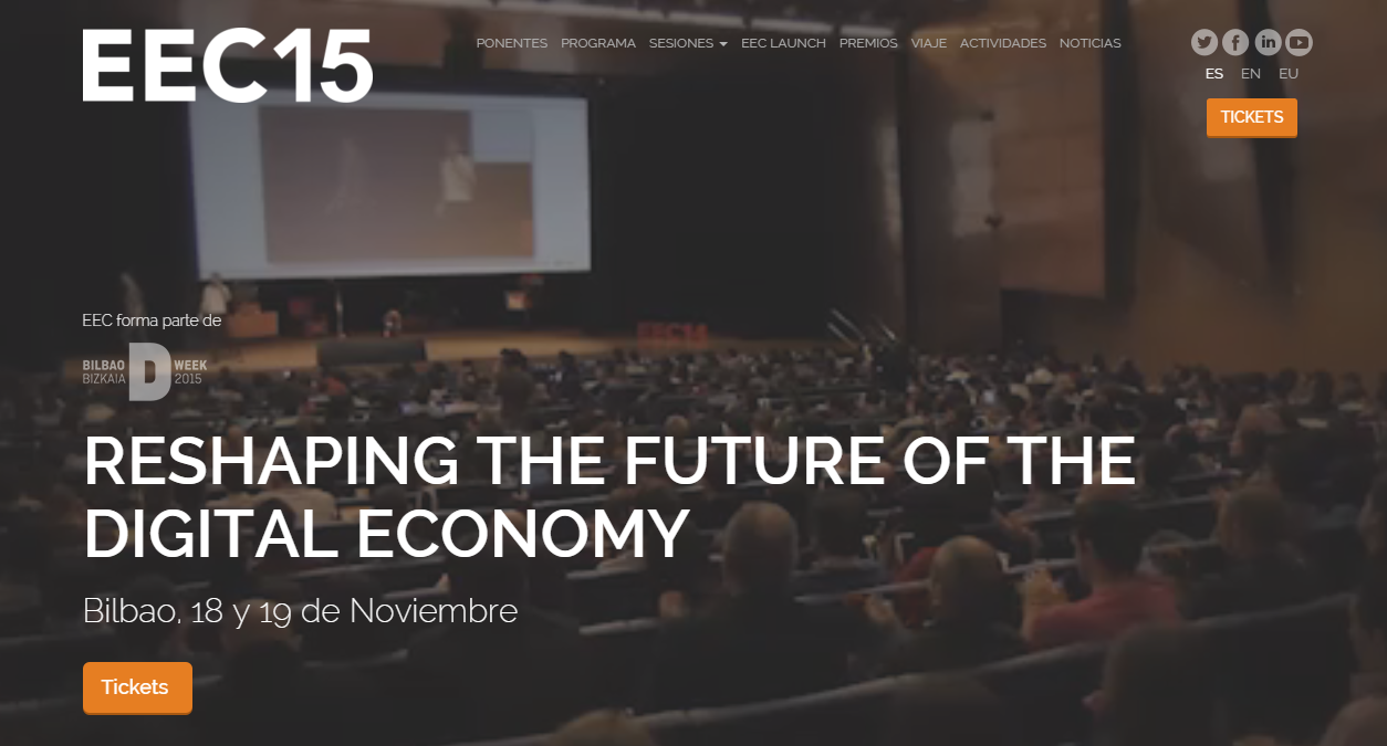 European Ecommerce Conference 2015