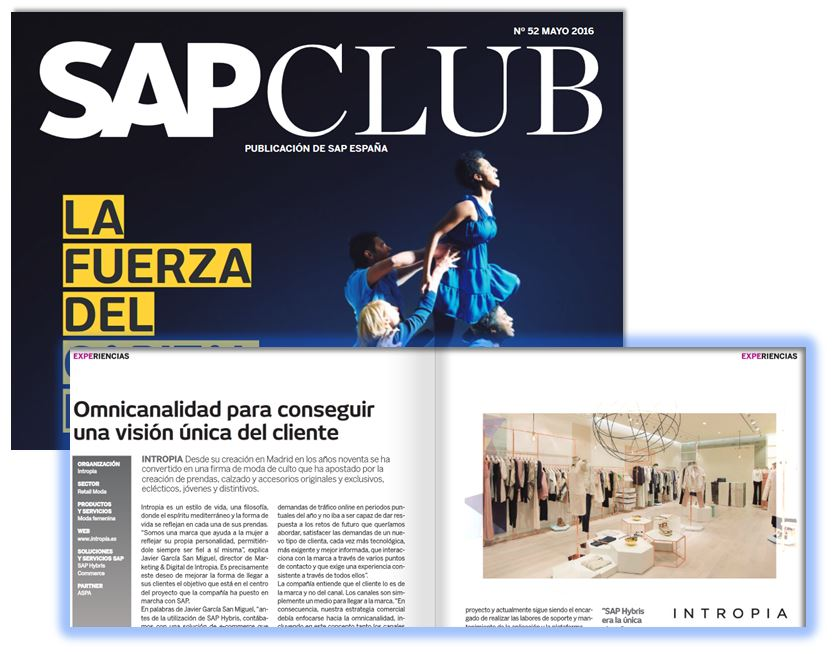 SAP Club nº 52 Omnicanalidad